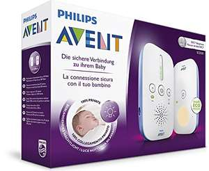 Philips Avent SCD501/00 DECT Babyphone [Amazon]