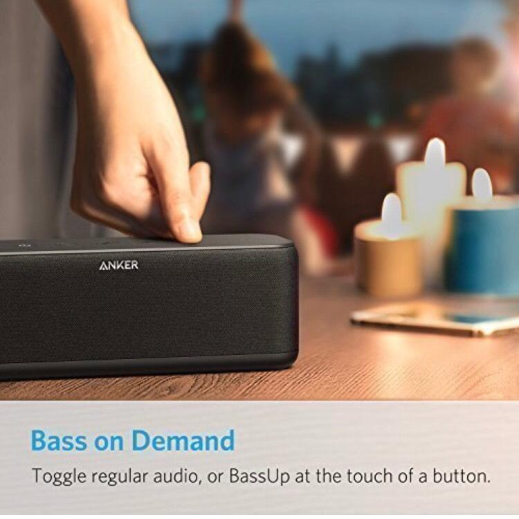 Anker SoundCore Boost reduziert