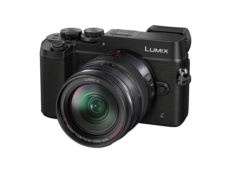 Panasonic - Lumix DMC-GX8 inkl.12-35mm F2.8 mFT [Amazon.es]