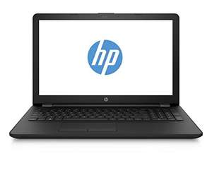 [Amazon] HP 15-bs025ng 2BT32EA 39,6 cm (15,6 Zoll) Notebook (Intel Celeron N3060, 4GB RAM, 1TB HDD, Intel HD-Grafikkarte 400, 1920x1080, FreeDOS 2.0) schwarz