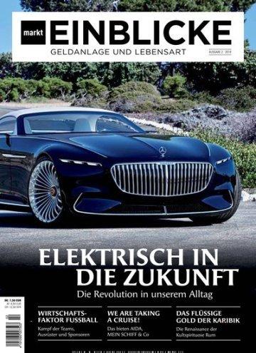 """[United Kiosk] Zeitschrift """"marktEinblicke"""" gratis zum epaper Monday"""
