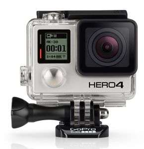 GoPro Hero 4 Black (refurbished)