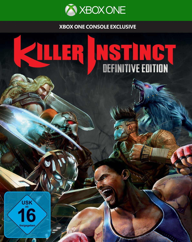 Killer Instinct: Definitive Edition (Xbox One) für 11,91€ (eBay)