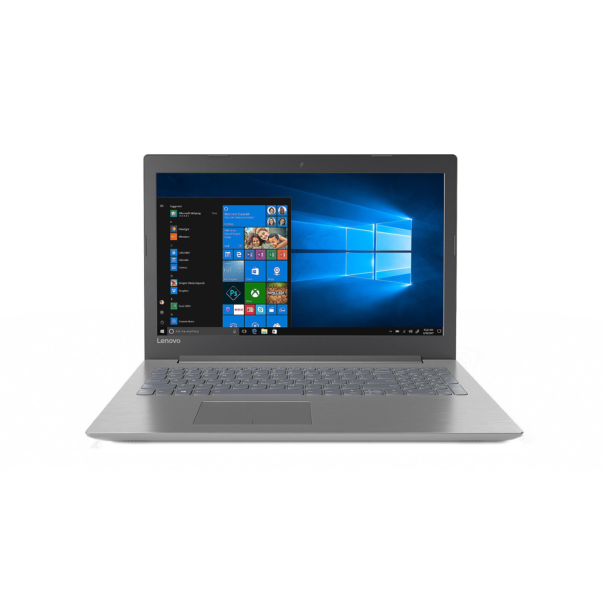 ONE: Lenovo IdeaPad 320-15IKBRN Notebook i5-8250U SSD Full HD MX150