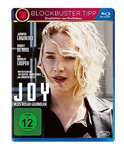 Joy - Alles außer gewöhnlich (Blu-ray + UV Copy) für 4,50€ (Amazon Prime & Dodax)