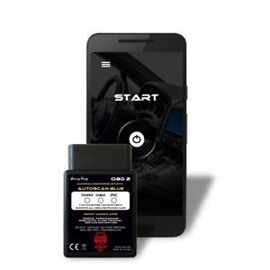 Bluetooth Fehler Reader für Auto: BerryKing Autoscan Blue OBD 2