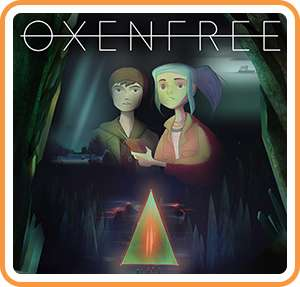 Oxenfree - Nintendo Switch eShop Mexiko