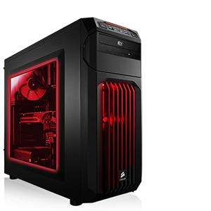 [Agando] Gaming-PC [konfigurierbar] (Ryzen 1600, Palit Geforce 1070, 8GB RAM, 240GB SSD, MSI B350 PC Mate) mit 3J Garantie für 983,50€