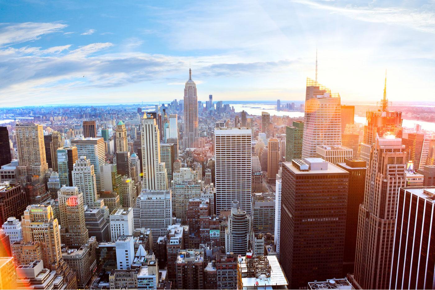 Flüge von Deutschland nach New York mit Lufthansa