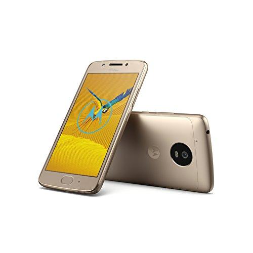 Motorola Moto G5 Smartphone (12,7 cm (5 Zoll), 2 GB RAM/16 GB, Android) Fine Gold ( Amazon )