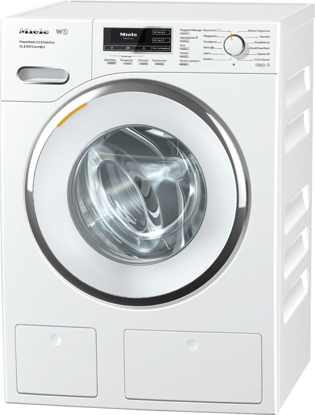 Miele WMR863 WPS WiFiConnect-Waschmaschine bei Amazon im Smart-Home-Set!