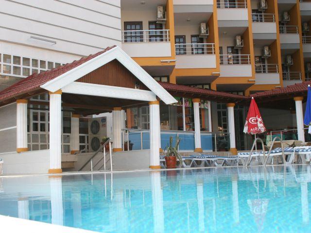 14 Tage all inklusive Alanya/Türkei im 4 Sterne Hotel mit Flügen für nur 238 Euro p.P. ab Köln/Nürnberg