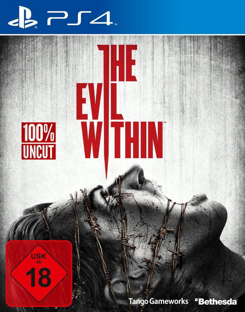 The Evil Within (PS4) für 11€ (eBay)