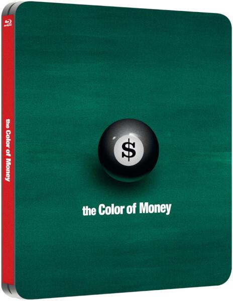 Die Farbe des Geldes (Blu-ray + Steelbook) (OT) für 5,85€ (Zavvi)