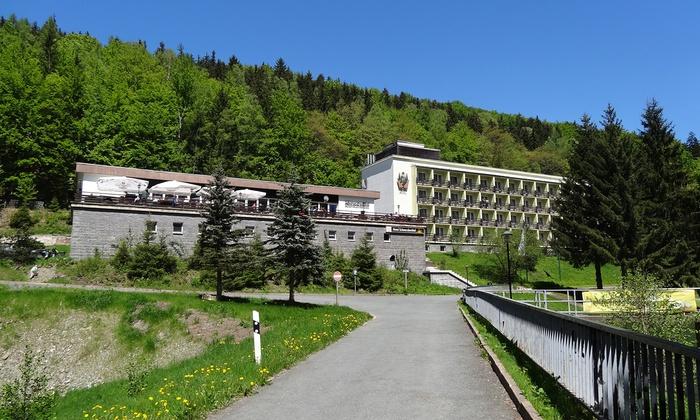 (Groupon) Kurzurlaub im Vogtland, 2 ÜN / AI für 2 Personen für 99 € - auch über Wochenenden möglich