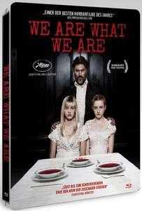 We are what we are (Blu-ray + Steelbook) für 6,99€ (Müller)