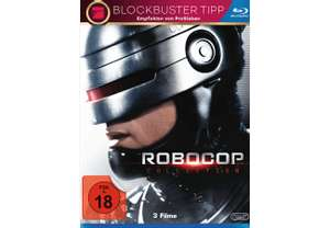 Robocop 1-3 Collection auf Blu-ray