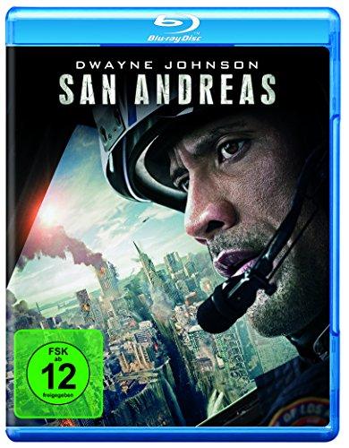 San Andreas (Blu-ray + UV Copy) für 5,53€ (Amazon Prime & Dodax)