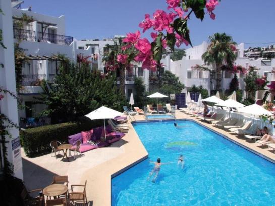 1 Woche Türkei Bodrum 3 Sterne Hotel  und Frühstück + Flug für nur 116 Euro pro Person