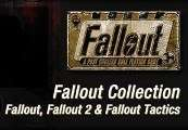 Kinguin: Fallout Classic Collection Steam CD Key