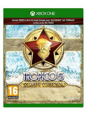 Tropico 5 - Complete Collection (Xbox One) für 15,26€ (Base.com)