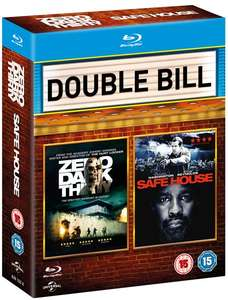 Zero Dark Thirty + Safe House (2x Blu-ray) für 6,20€ (Zoom)