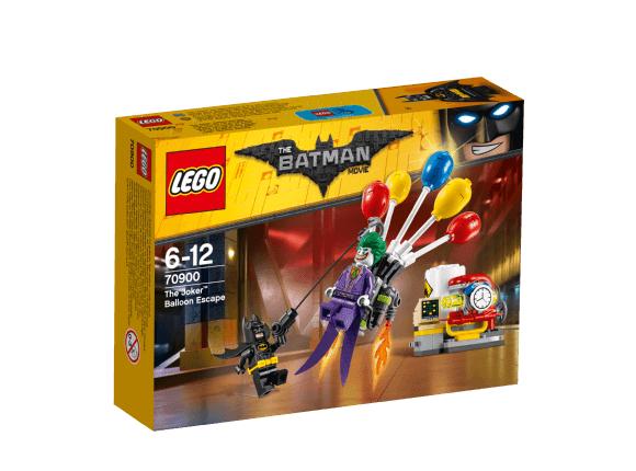 LEGO Batman - Jokers Flucht mit den Ballons(Abholung)