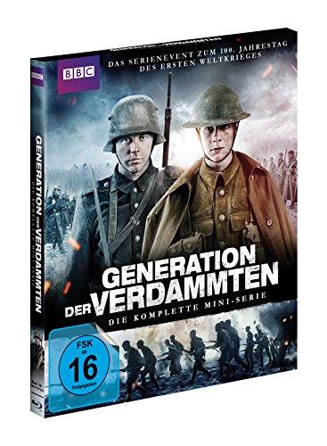Amazon (Prime): Generation der Verdammten - Die komplette Mini-Serie [Blu-ray]