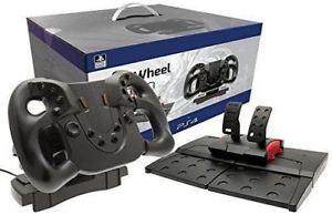 Venom Pace Racing Wheel Lenkrad PS4 für 67,99 EUR inkl. VSK