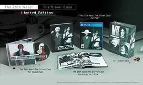 The 25th Ward: The Silver Case - Limited Edition (PS4) für 25,68€ (Amazon.com)