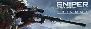 Sniper: Ghost Warrior Trilogy (Steam) für 2,21€ [Voidu]
