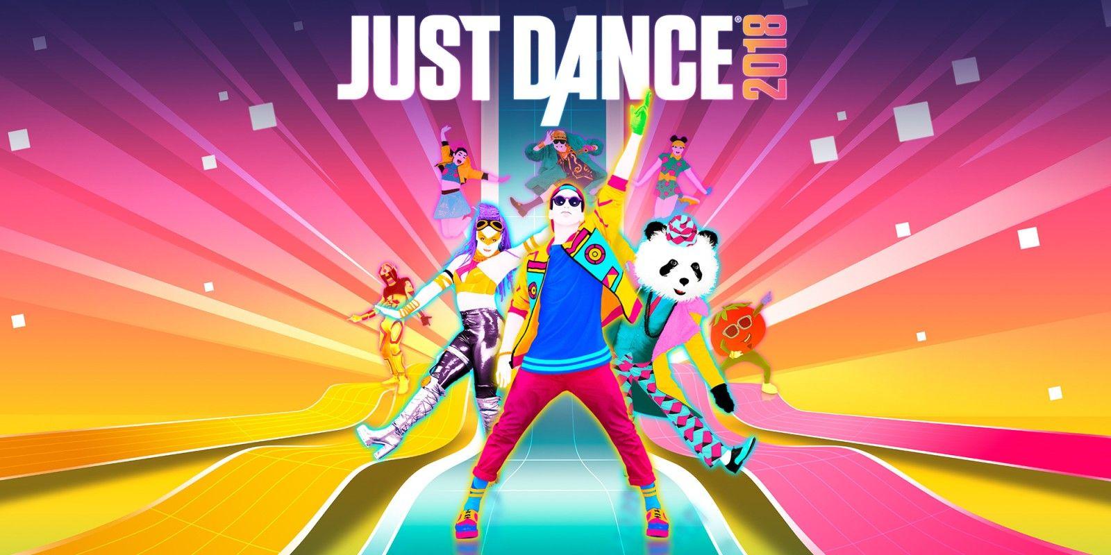 Bis zu 4 kostenlose Songs in Just Dance 2018 zusätzlich + Tipp zur Happy Hour (Nintendo Switch, WiiU, PS4, Xbox ONE)