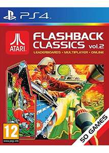 Atari Flashback Classics Vol. 2 (PS4) für 11,80€ (Base.com)