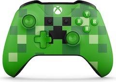 Xbox One Wireless Controller - Minecraft Creeper Edition für 24,58€ (Digitec Schweiz)