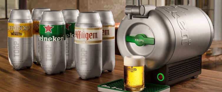 (Shoop) 12% Cashback + 10€ Shoop.de-Gutschein + Heineken The Sub für nur 79€ statt 149€