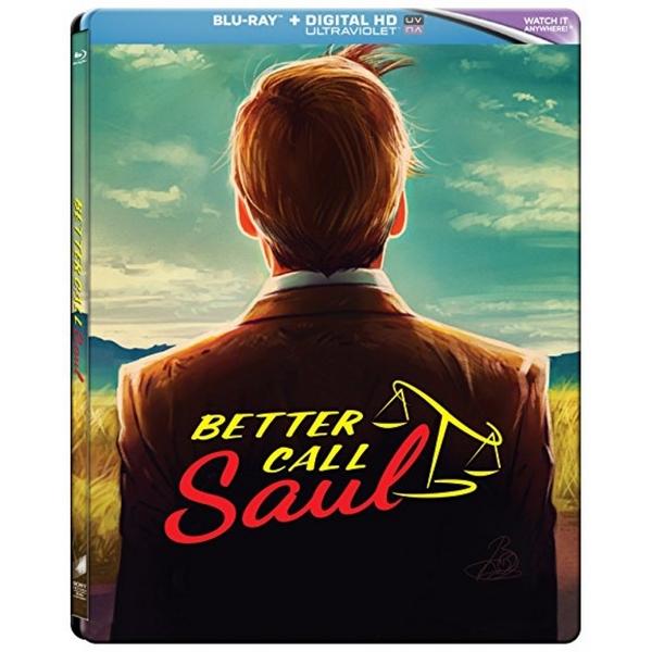 Better Call Saul - Erste Staffel (Blu-ray) Steelbook Edition für 6,99€ (Shop4de)