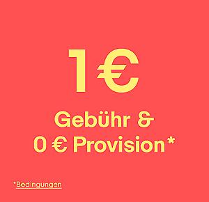 eBay Verkaufstag - Nur 1€ Gebühr & keine Provision am 15.04.