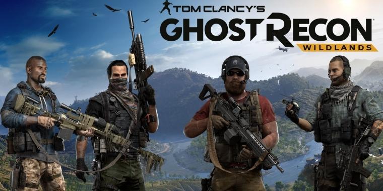 """Ghost Recon Wildlands: kostenlos spielbar vom 12.-15.04. (""""Free Weekend"""") [PC / PS4 / XBO]"""