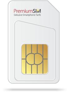 Premiumsim: Monatlich kündbare LTE Allnet-Flats mit 15 € Cashback (Shoop)