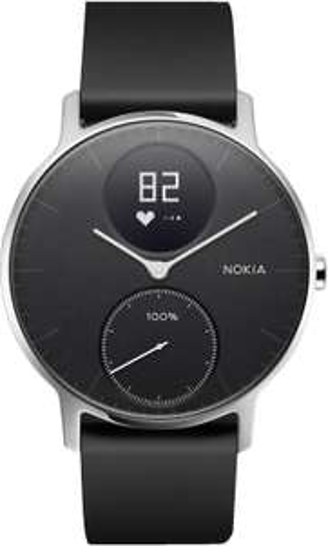 Nokia Steel HR Fitnessuhr ab 129€ bei MediaMarkt