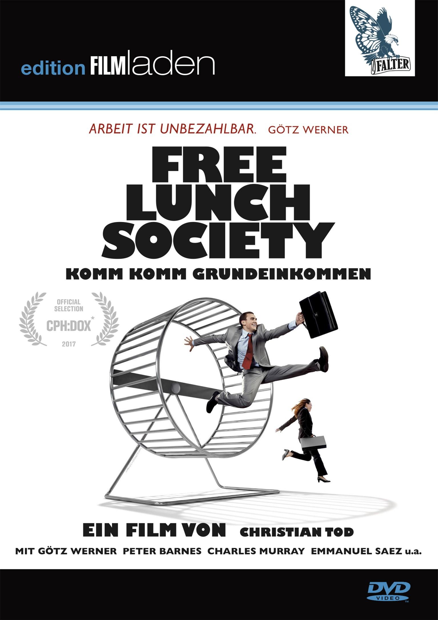 gratis Doku: Free Lunch Society - Komm Komm Grundeinkommen