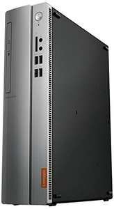 [Amazon] Lenovo IdeaCentre 310S Desktop-PC (Intel Celeron J3355, 4GB RAM, 1TB HDD, DVD, Intel HD Grafik 500, Windows 10 Home) silber
