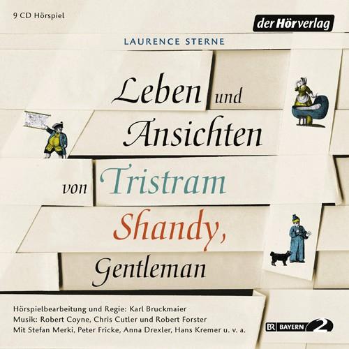 kostenloses Hörspiel: Leben und Ansichten von Tristram Shandy