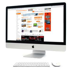 "[NBB] Apple iMac 27"" Retina 5K CZ0TQ-01000 68,58cm (27"") 5K-Retina-Display, Intel Core i5, 16GB RAM, 1TB Fusion, Radeon Pro 575"