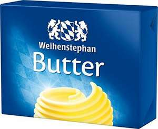 Weihenstephan Butter, 250 g Samstagskracher Netto Markendiscount