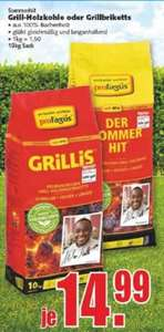 [E-Center Herford] Profagus Grillis/Holzkohle 10kg