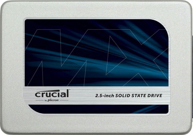"Interne SSD 2.5"" Crucial MX300 (3D TLC) - 2 TB (Amazon.co.uk)"