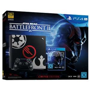 [Lokal Nürnberg] SONY PlayStation 4 Pro Limited Edition + Star Wars Battlefront Deluxe Edition