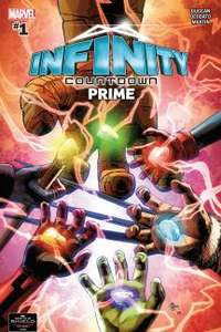 Marvel Infinity Countdown Prime #1 Comic (Digital)