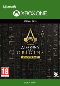 Assassin's Creed: Origins Season Pass (Xbox One) für 11,22€ (Xbox Store AR VPN)